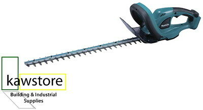 Makita DUH523Z Li-ion Powered Hedge Trimmer; 520mm Blade; 18 Volt; Body Only