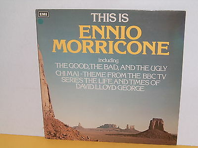 Lp - Ennio Morricone - This Is