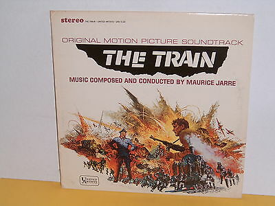 Lp - Maurice Jarre - The Train