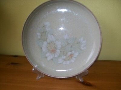 """Denby Daybreak 10"""" Dinner Plates (9). TO BE SOLD INDIVIDUALLY"""