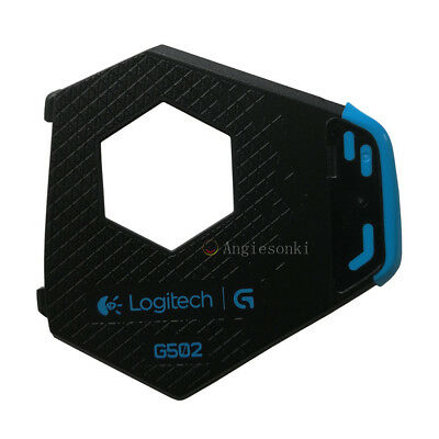 Logitech G502 Proteus Core Gaming Mouse Tuning Weights Door Housing Back Cover