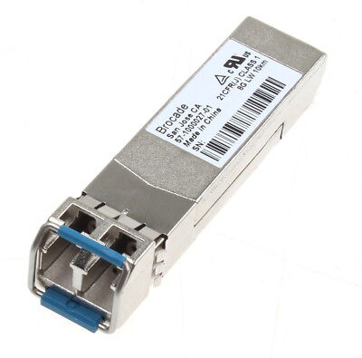 Brocade 8GB GBIC Transceiver Modul // 8G LW 10km // 1310mm // 57-1000027-01