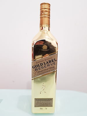 Johnnie Walker Gold Bullion Whisky 750mL 40 % abv