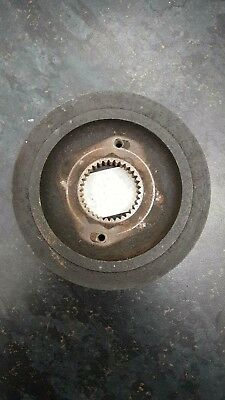 Harley Davidson X1 Front Pulley