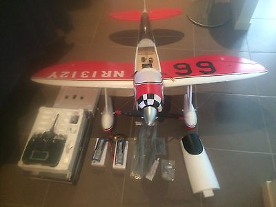 Rc Planes 3 x brushless, 2 3D, 1 Ducted fan with 9ch controller & receivers