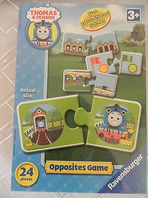 Thomas and Friends opposites game ravensburger