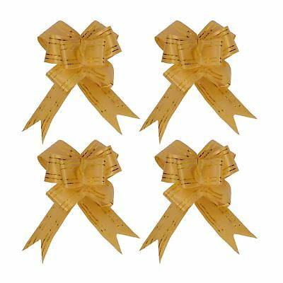 50mm 10pc Butterfly Pull Bows Wedding Birthday Xmas Party Decoration