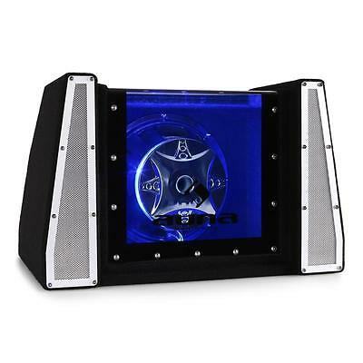 "800W Subwoofer 10"" Car Audio Bass Box Speaker Led Light Speaker Modern"