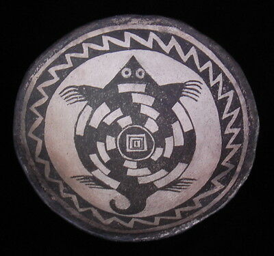 Anasazi / Mimbres Turtle Bowl Replication