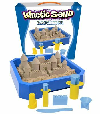KINECTIC SAND speelzand Castle Kit 2.5KG mini castle laptop