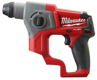 Milwaukee M12CH-0 12v Compact SDS Naked Hammer Drill - Body Only