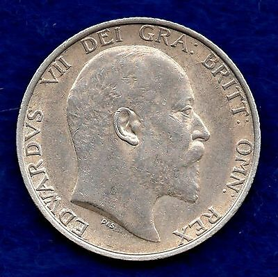 Great Britain, Edward VII 1910 Shilling (Ref. c5627)