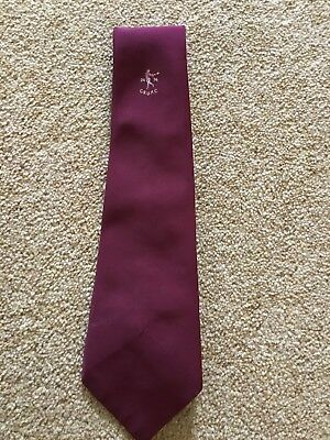 Vintage Cleckheaton RUFC 1924-1974 50 Year Celebration Tie rare availability
