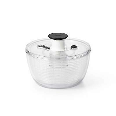 OXO Goodgrips Compact Small Salad & Herb Spinner with Serving Bowl 1351680V3