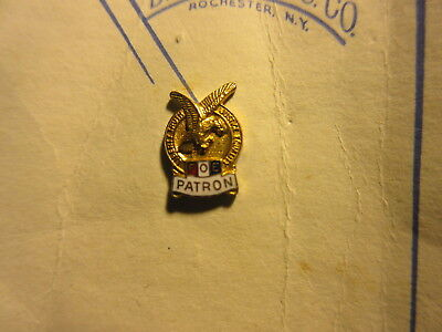 Fraternal Order of Eagles Lapel Pin