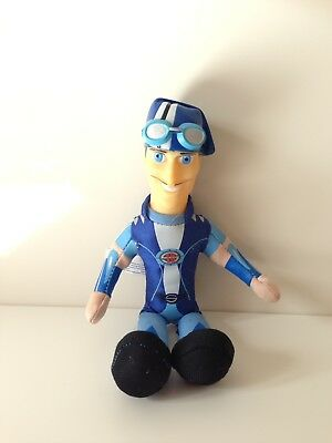 Lazytown Sporticus Plush Soft Toy