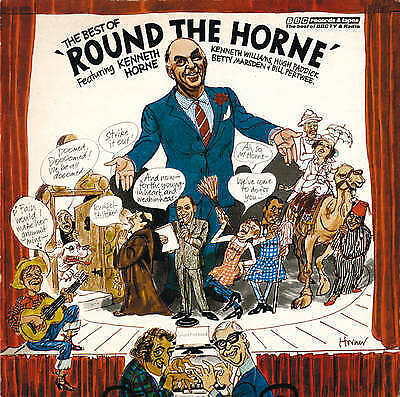 The Best of Round the Horne by Barry Took, CD AUDIO BOOK NEW UNPLAYED