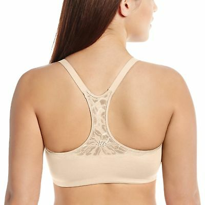 98544318d9 Lilyette by Bali Women s Elegant Lift and Smooth Front-Close Racerback 42C  830