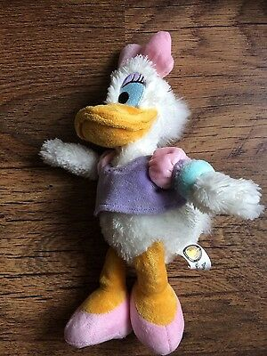 Disneyland Daisy Duck Soft Plush Toy