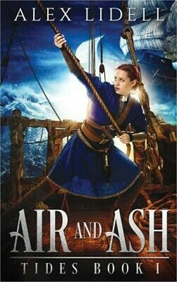Air and Ash (Hardback or Cased Book)