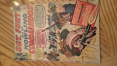Sgt Fury and his Howling Commandos #3
