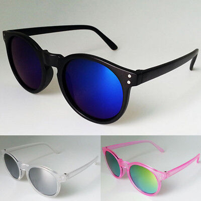 Anti-UV Dark Glasses Boys Girls Kids Candy Color Sunglasses Goggles Cool