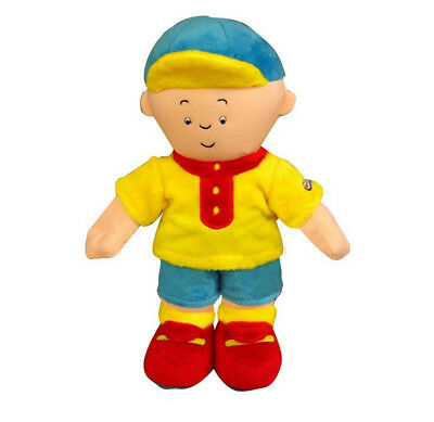 12''30cm Caillou Plush Soft Stuffed Cartoon Figure Doll Kids Toys gift New