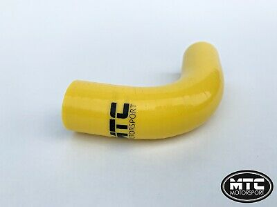 Mtc Motorsport Z20Let Z20Leh Silicone Breather Hose Yellow! Astra Vxr Gsi