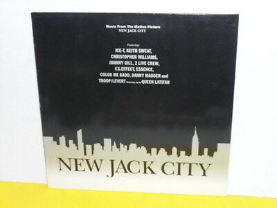 Lp - New Jack City