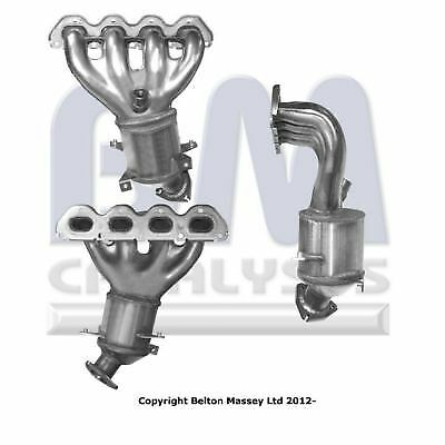 CAT  FOR VAUXHALL VECTRA BM90873H TYPE APPROVED CATALYTIC CONVERTER