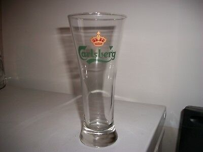 Carlsberg.- Beer Glass