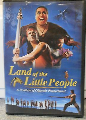 Land of the Little People (DVD) RARE FAMILY FANTASY HINDU FILM BRAND NEW