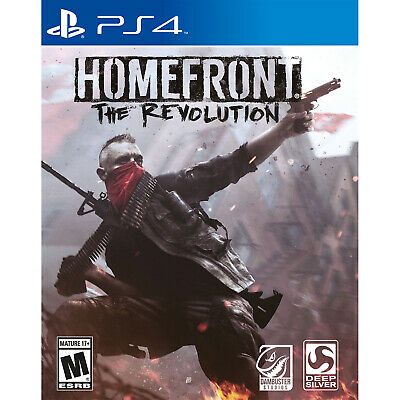 Homefront: The Revolution PS4 [Brand New]