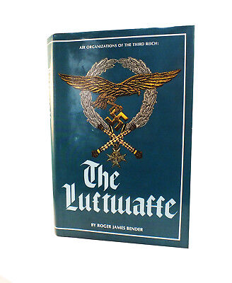 Air Organizations of the Third Reich: The Luftwaffe (Schiffer Military History)
