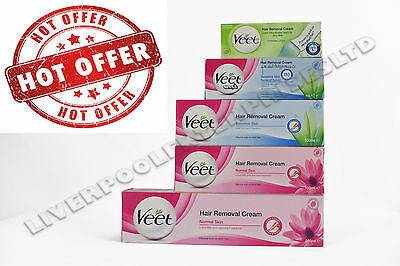 VEET HAIR REMOVAL CREAM NORMAL,SENSITIVE,DRY SKIN 200ml,100ml 40g 25g PRODUCTS