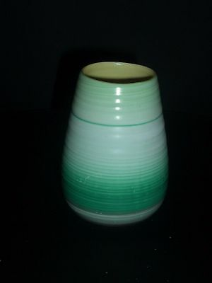 Green Shelley Vase - perfect