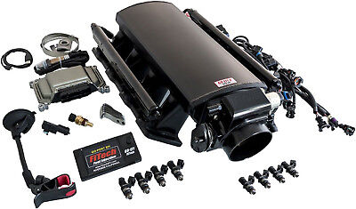 FiTech 70002 Ultimate LS Kit for LS1/LS2/LS6 500 HP EFI with Transmission Contro