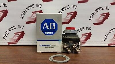Allen-Bradley 800T-J2 Selector Switch Unit