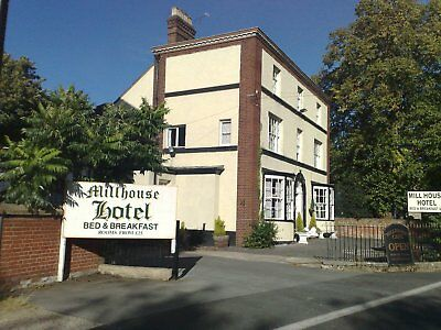 Maldon Mid Week or Short Weekend Break in a Hotel Bed and Breakfast
