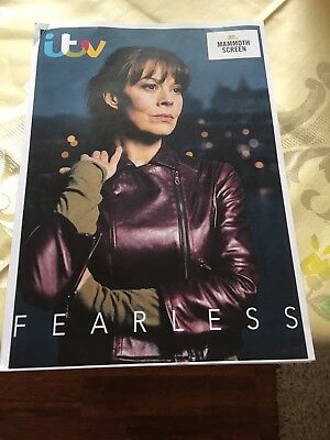 Fearless Press Pack Helen McCrory Jonathan Forbes John Bishop