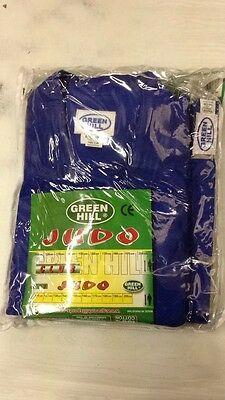 Judo Club Suit Blue Size 160 Greenhill
