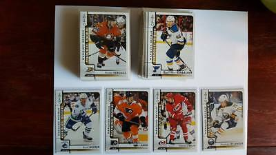 17/18 O-PEE-CHEE OPC HOCKEY MARQUEE ROOKIES RC CARDS (#501-550) U-Pick From List