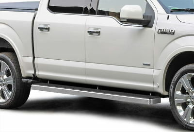 """iBoard Running Boards 6"""" Fit 15-18 Ford F150 SuperCrew Cab / 17-18 F250"""