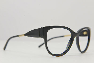 1a15afe2ee3 BURBERRY Black Gold women s sunglasses FRAME ONLY B 4190 3001 8G 56-17