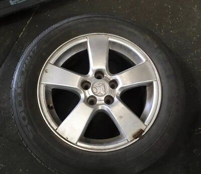 Holden Cruze 16 Inch 5 Stud Alloy Rim With Tyre And Centre Cap