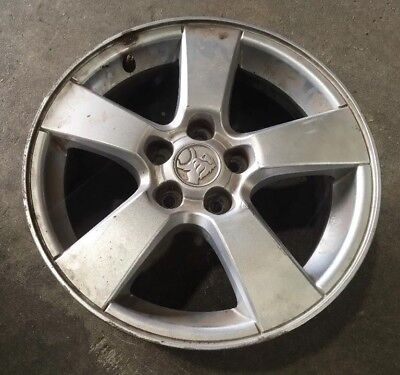 Holden Cruze 16 Inch 5 Stud Alloy Rim With Centre Cap