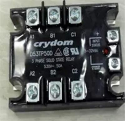 Solid State Relay Crydom D53tp50d New 1Pc O
