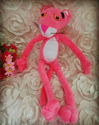 "Pink Panther NICI Plush Toy Stuffed Animal Doll 12"" Tall Gift"