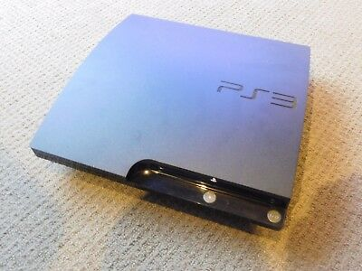 Sony PlayStation 3 Super Slim Charcoal Black 500 GB Console w/Games (Negotiable)