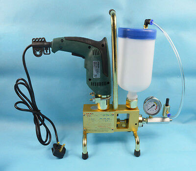 Top-grade 110v Electric Grouting Machine High Pressure Pouring Machine New Best